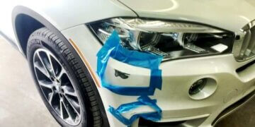 Car Scratch Repair & Car Paint Repair