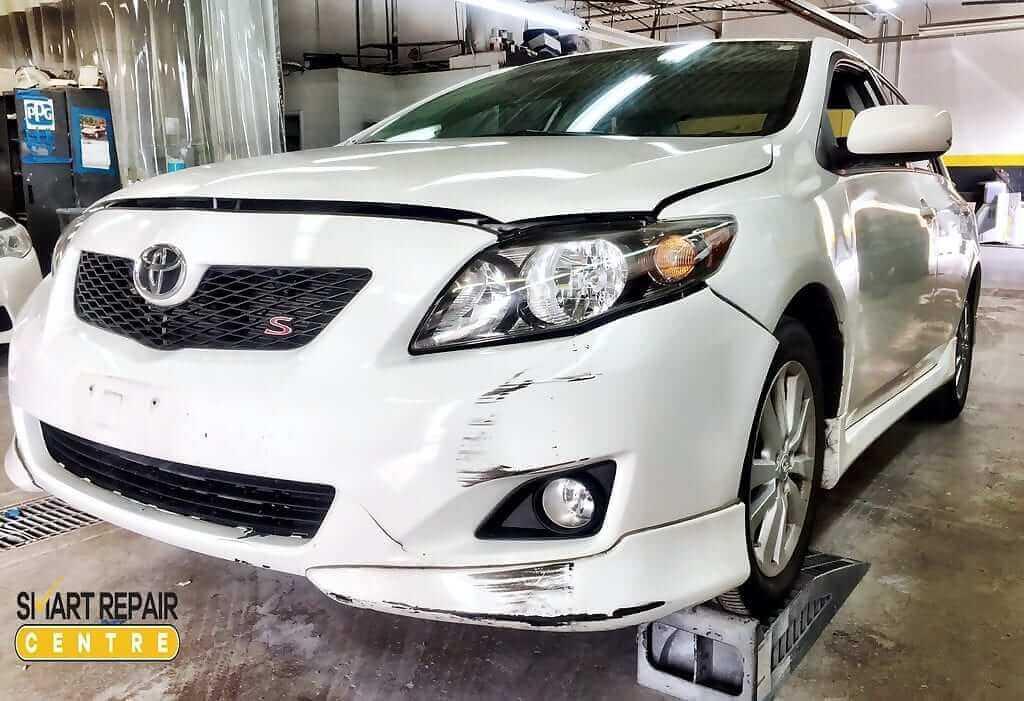 auto body repair Hamilton