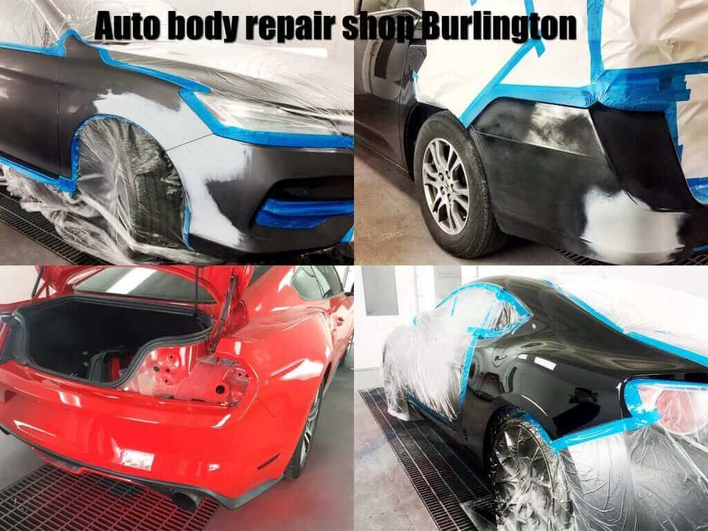 Collision Repair Shop Burlington